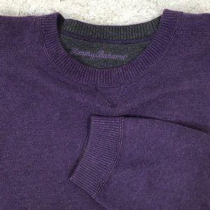 Tommy Bahama Flipside reversible sweatshirt